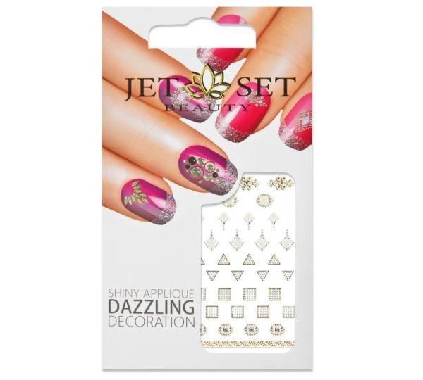 Jewels Diamond Sticker - Triangle and Squares