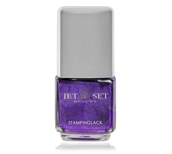 Stamping Lack lila metallic Jet Set 11ml