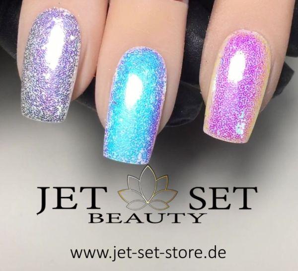 Galaxy-Pixie Effect Glitter - White Champagne-