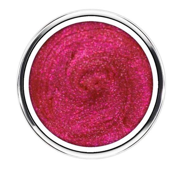 NEW One Stroke Glitter Gel - Neon Berry
