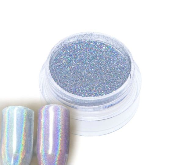 Holographic Pigment