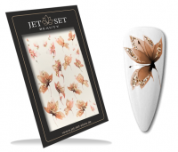 Nail Sticker   RISING FLOWERS