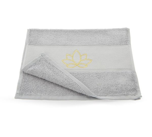 JSB Towel   GREY