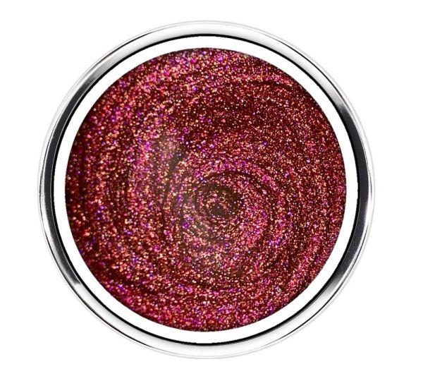 NEW One Stroke Glitter Gel - Glam Cherry