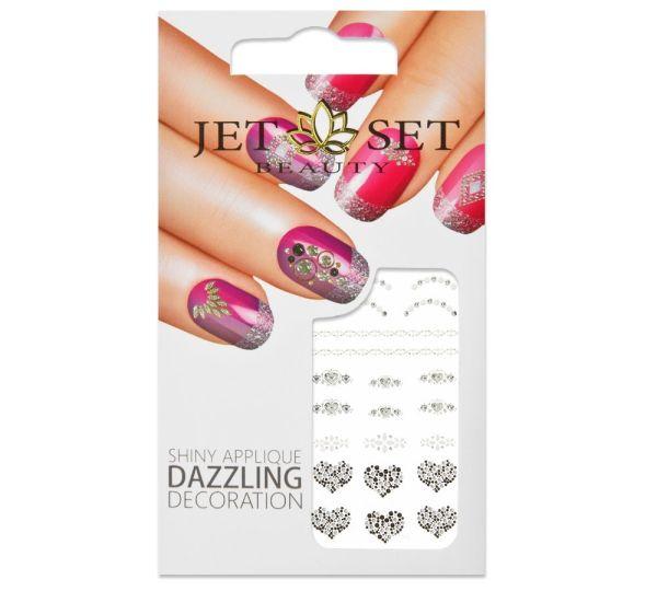Jewels Diamond Sticker - Hearts
