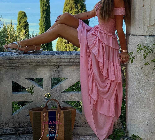 Beach-Dress Esther| Rosa