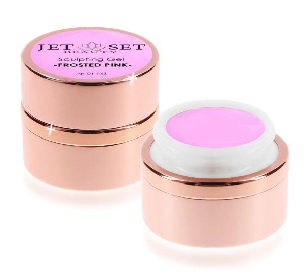 Sculpting Gel   FROSTED PINK