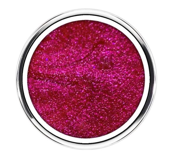 NEW One Stroke Colour Gel - Neon Pink Pearl