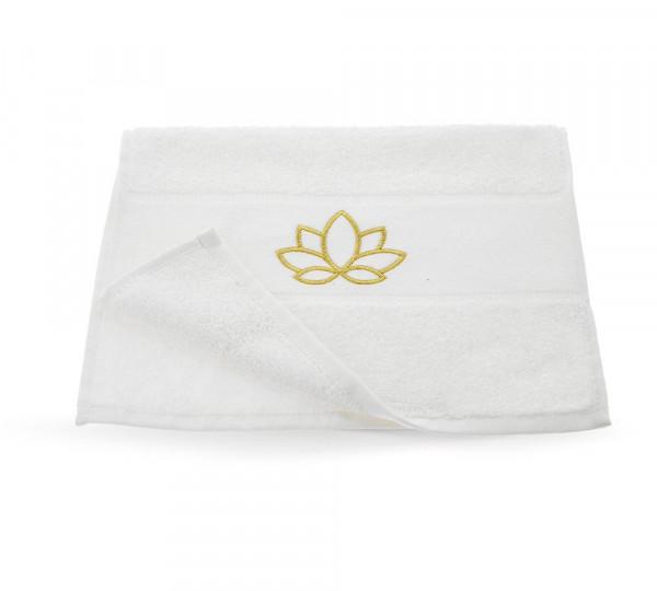 JSB Towel | WHITE