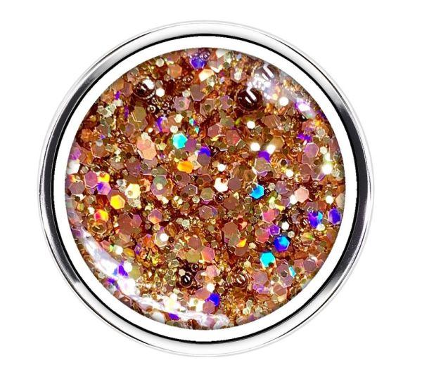 Sparkle Diamond Gel - COSMIC ROSÉ