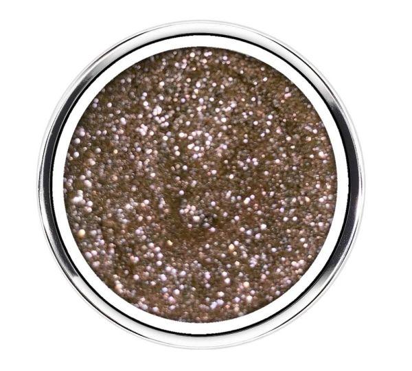 NEW One Stroke Glitter Gel - Platin Rose