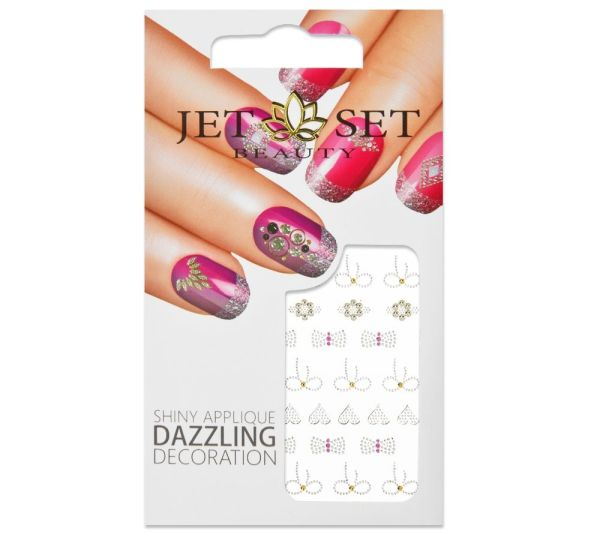 Jewels Diamond Sticker - Hearts and Shapes