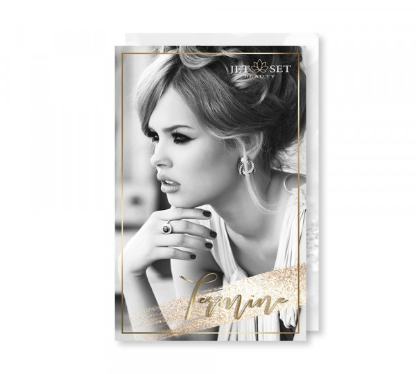 Terminkarten   ELEGANCE 50 Stück