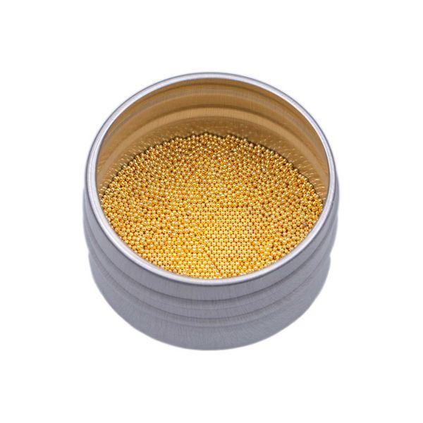 Micro Perlen   DARK GOLD