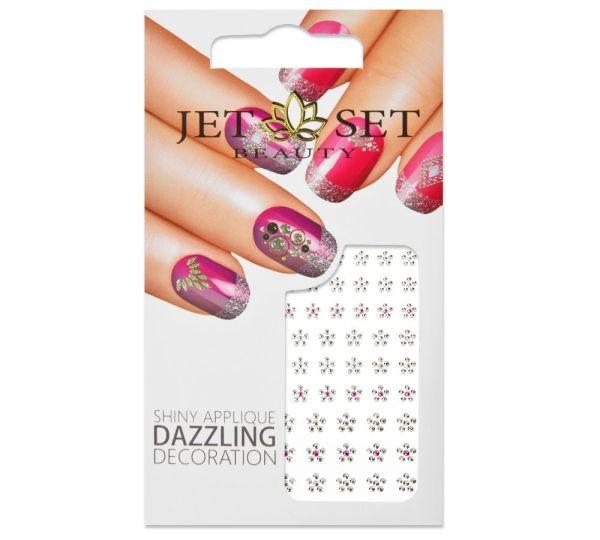 Jewels Diamond Sticker - Flowers
