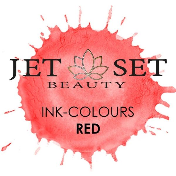 Ink. Colour - RED