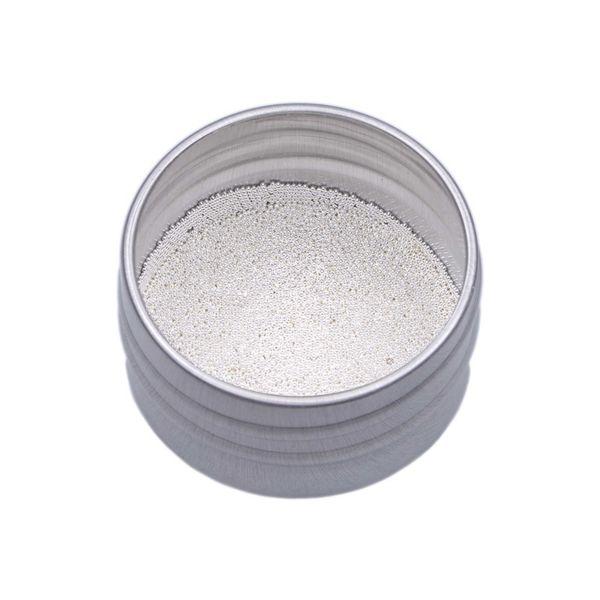Micro Perlen   SILVER