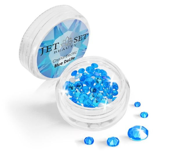 SWAROVSKI®   Crystal Electric BLUE DELITE