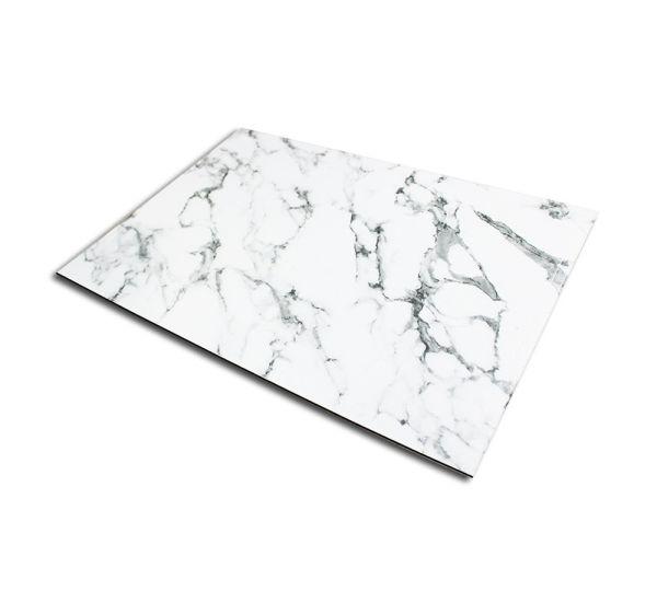 Marmor Unterlage | WHITE