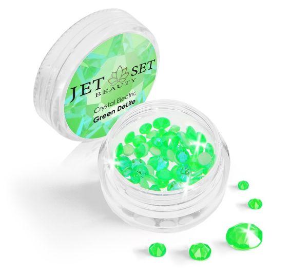 SWAROVSKI® | Crystal Electric GREEN DELITE
