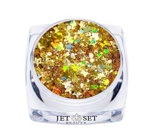 Winterstars Glitter   GOLD