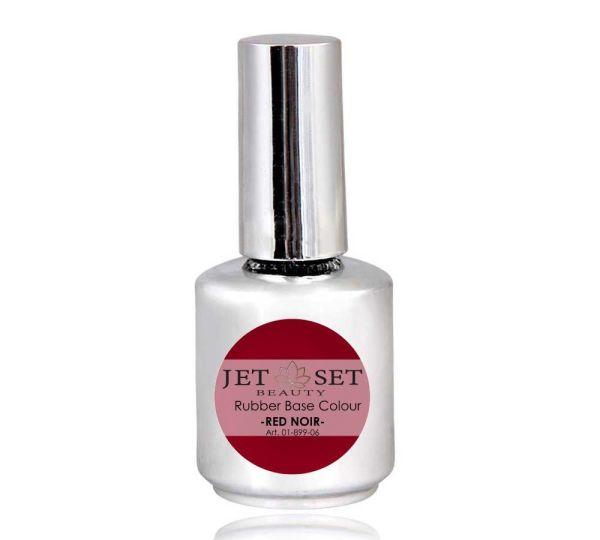 Rubber Base UV-Polish   RED NOIR